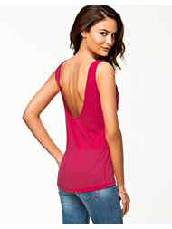 NLY Trend Low Back Top