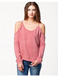NLY Trend Open Sleeve Sweatshirt