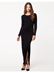 NLY Trend Long Slitz Dress