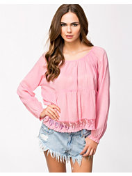 NLY Trend Cropped Loose Top
