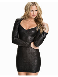 NLY Trend Commander Sequin Dress