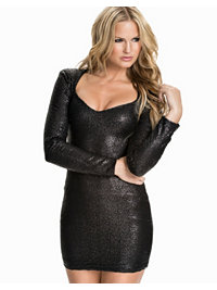 Festklänningar, Commander Sequin Dress, NLY Trend - NELLY.COM