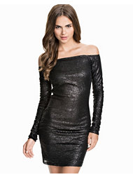 NLY Trend Catch Up Sequin Dress