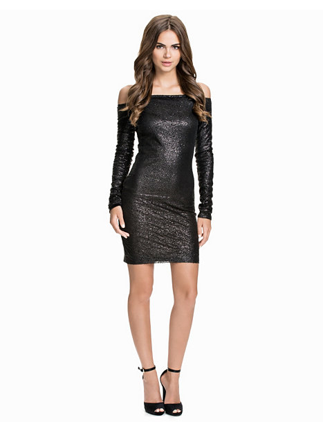 Catch Up Sequin Dress