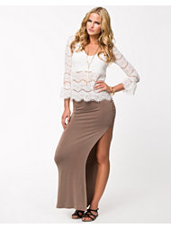 NLY Trend High Slit Skirt