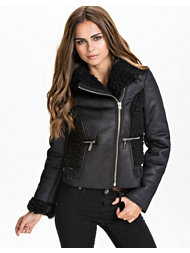 NLY Trend Fake Suede Jacket