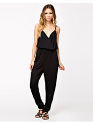 NLY Trend Jersey Maxi Playsuit