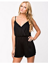 NLY Trend Jersey Mini Playsuit