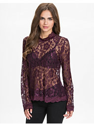 NLY Trend All Lace Top