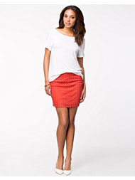 NLY Trend Lace Scallop Skirt