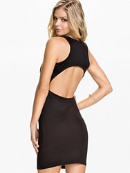 NLY Trend Open Racerback Dress