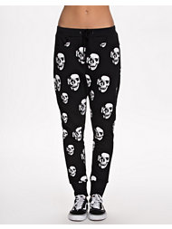 NLY Trend Skull Pants