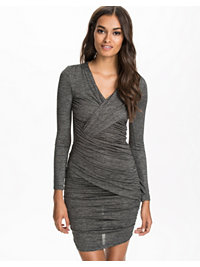 Juhlamekot, Slim Draped Dress, NLY Trend - NELLY.COM