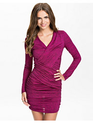 NLY Trend Slim Draped Dress