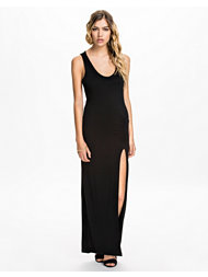 NLY Trend High Slit Dress