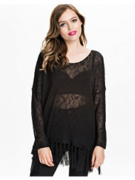 NLY Trend Fringe Sweater