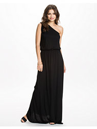 NLY Trend One Shoulder Maxi Dress