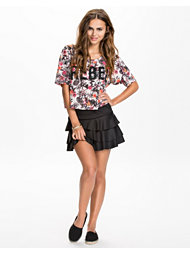 NLY Trend The Frilled Scuba Skirt