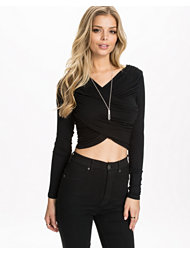 NLY Trend Creased Top