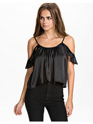 NLY Trend Armfrill Top