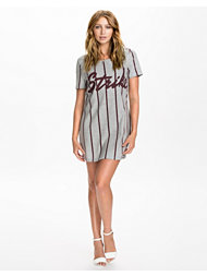 NLY Trend Baseball Jersey Dress