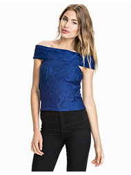 NLY Trend Offshoulder Lace Top