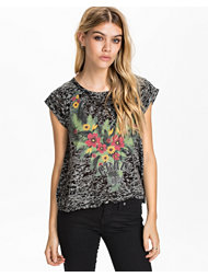 NLY Trend Crazy Love Burnout Top