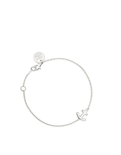 SMYCKEN - SOPHIE BY SOPHIE / ANCHOR BRACELET - NELLY.COM
