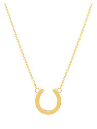 SOPHIE By SOPHIE Horseshoe Necklace