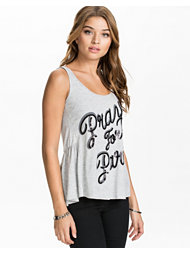 NLY Trend Sequin Tank