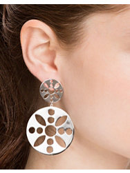 SOPHIE By SOPHIE Tribute Cut Out Earrings