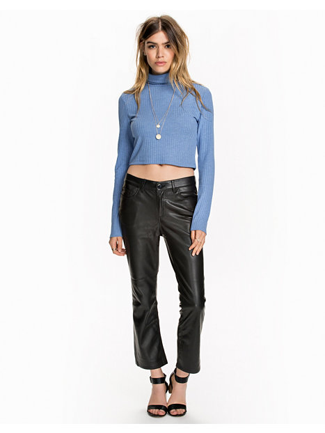 Model Helmut Lang Womens Folded Twill Tapered Pants  All