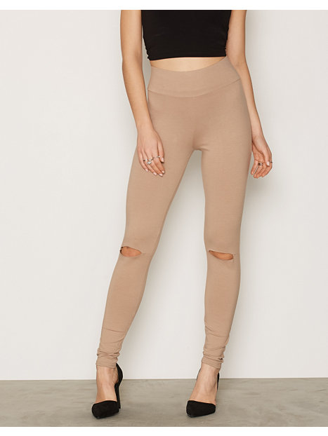 Knee Cut Leggings