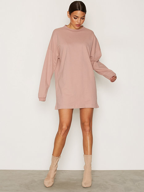 Through the hood sweat nly trend dusty pink jumpers for How to not sweat through a shirt