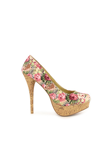 PARTY SHOES - SUGARFREE SHOES / FLOWERY - NELLY.COM