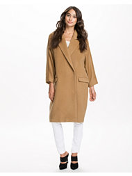 Carin Wester Babel Furry Coat