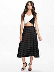Carin Wester Berit Structured Skirt