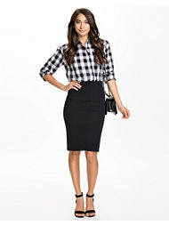 Carin Wester Becka Rayon Knitted Skirt