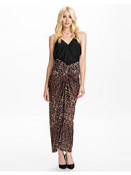 Diana Orving Twisted Long Skirt