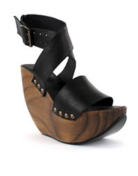 Mini For Many - Space Shoe Wood Wedge