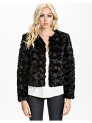 Dry Lake Cilla Furry Jacket