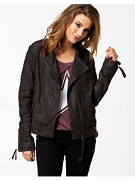 Wrangler Cathy Leather Jacket