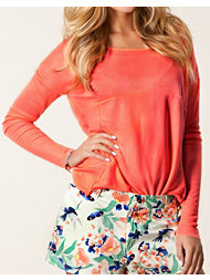 American Retro Caroline Cropped Top