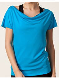 MXDC Sport Ladies Boat Neck Tee