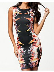 Lasula Spark Me Up Bodycon Dress