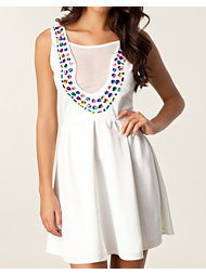 Reverse Jewel Dress