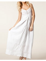 Awear Crochet Trim Maxi Dress