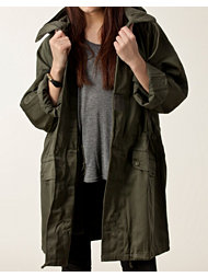 NLY French Army Parkas