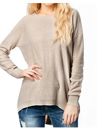 Saint Tropez Lurex Melange Sweat