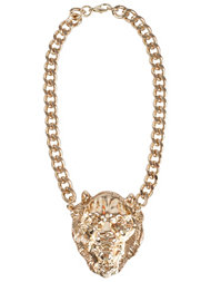 NLY Trend Lion Necklace
